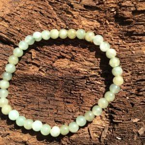 Brecelet pierre jade